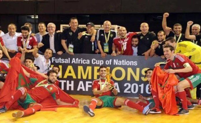 CAN-Futsal-2020-Laayoune