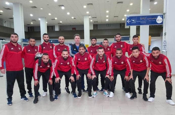Futsal-Libye