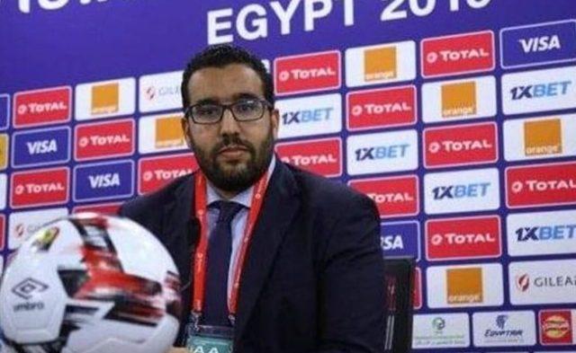 Abdelmounaïm Bah secrétaire général de la CAF