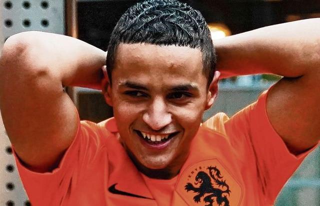 Mohamed Ihattaren présélectionné avec les Oranjes