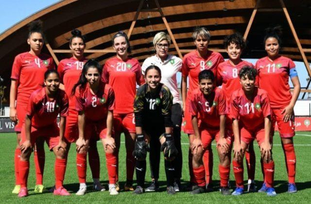 Lioncelles U20 Maroc - Gabon