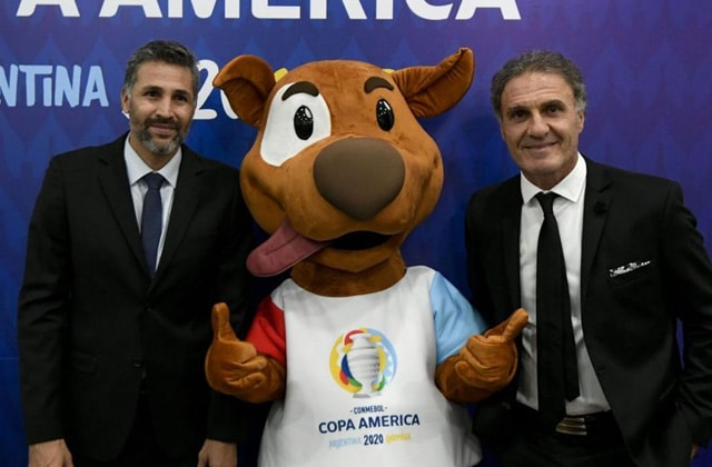 la Copa America reportée
