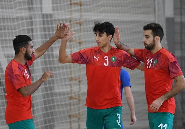 Lions Futsal au tournoi Cro