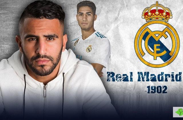 Riyad Mahrez annoncé au Real Madrid