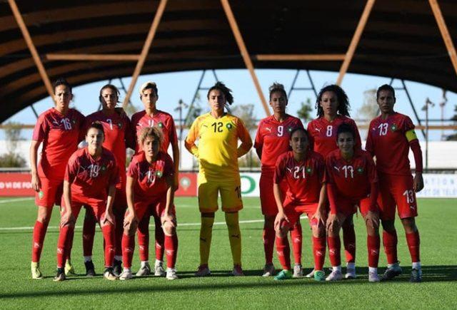 Maroc-Ghana, victoire des Lionnes 3-2