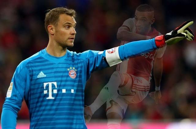 Manuel Neuer cité à Chlesea