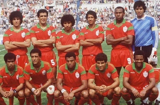 L'exploit des Lions au Mondial 86