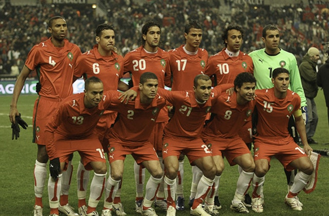 France - Maroc 2007