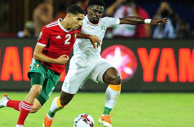 Serge Aurier place un seul Lion dans son équipe type africaine
