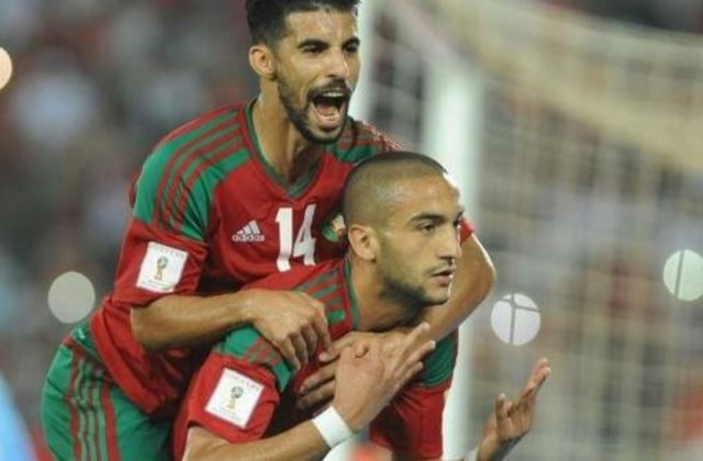 Maroc - Mali, victoire 6-0 des Lions