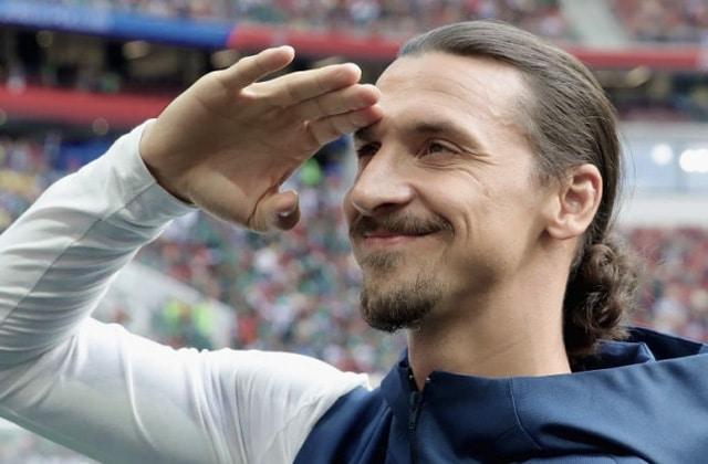 Zlatan est au même niveau que Messi et Ronaldo — Mancini