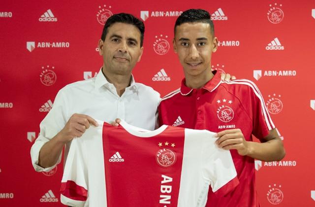 Ajax : Anass Salah-Eddine va prolonger