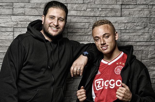 Noa Lang retourne à l'Ajax