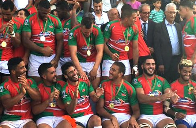 Maroc Rugby suspendu