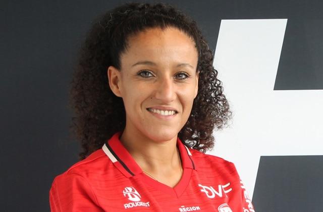 Salma Amani au Dijon FCO