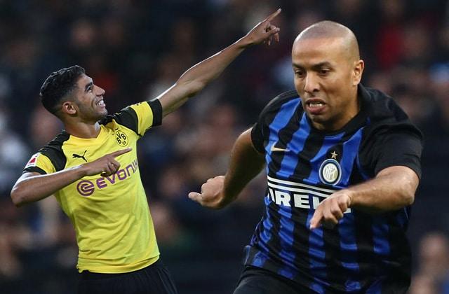 Houssine Kharja le conseiller de l'Inter