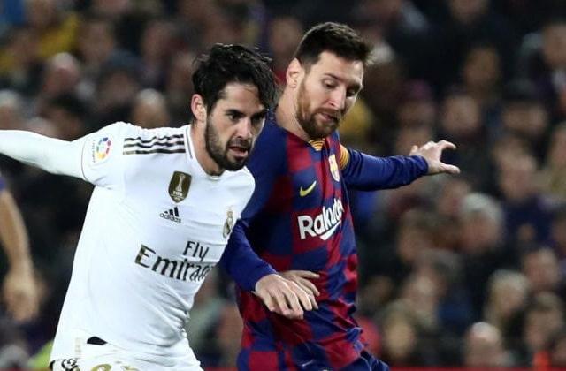 Real et Barça au coude à coude