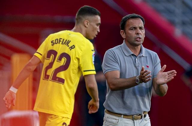 Sofian Chakla assure avec Villarreal