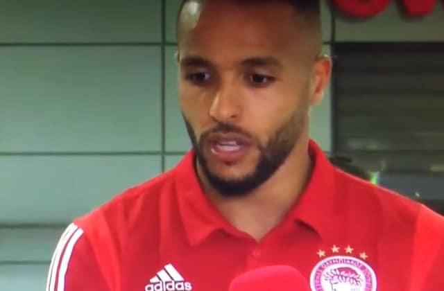 youssef El arabi content d'enchainer les matchs et les buts