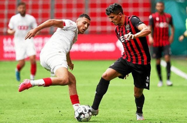 Selim Amallah contre Nice