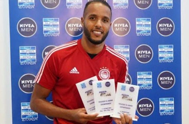 Youssef El Arabi rafle les prix des meilleurs buts