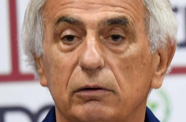 Vahid Halilhodzic stoppe la speculation