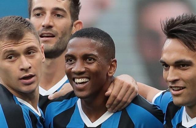 L'Inter atomise Brescia
