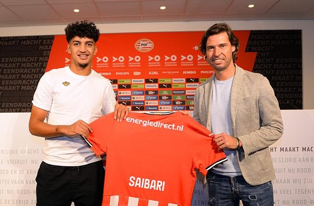 Ismael Saibari pour trois ans au PSV