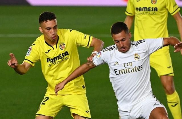 Sofiane Chakla contre Madrid