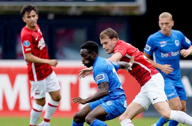 match amical AZ - Genk
