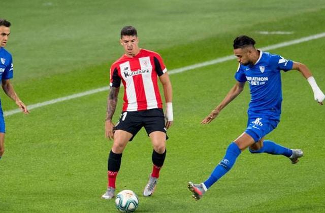 Youssef En-Nesyri contre Bilbao