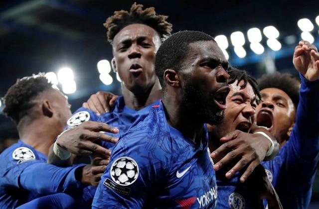 Chelsea FC qualifié en finale
