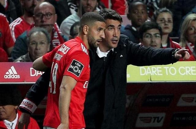 Bruno Lage quitte le Benfica de Taarabt