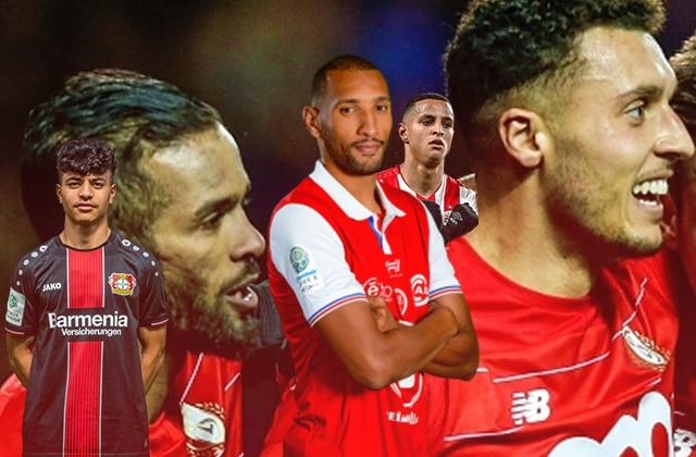 marocains en Ligue Europa