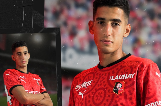 Nayef Aguerd rejoint Rennes