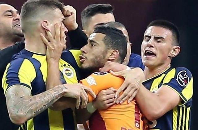 Galatasaray intimide Belhanda