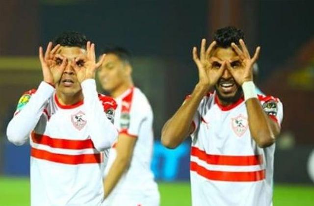 Bencharki et Ounajem enfin au Caire