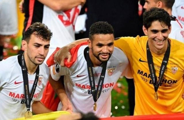 Bounou et Munir dans l'équipe type