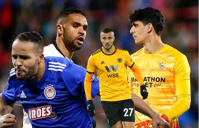 Les Lions en Ligue Europa