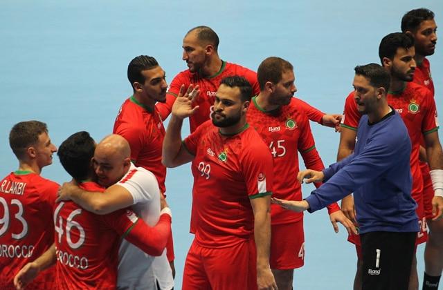 Mondial Handball, le Maroc dans le pot 4