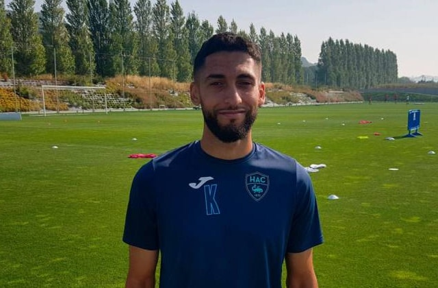 Nabil Alioui au Havre AC