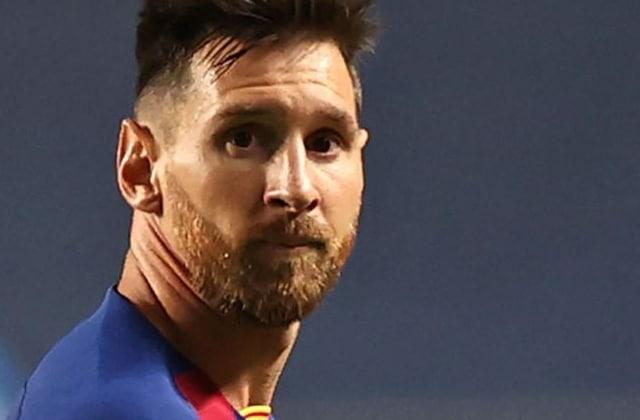 Messi annonce son départ