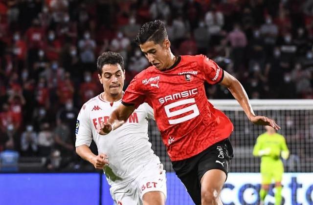 Sofiane Diop titulaire à Rennes — Composition de Monaco