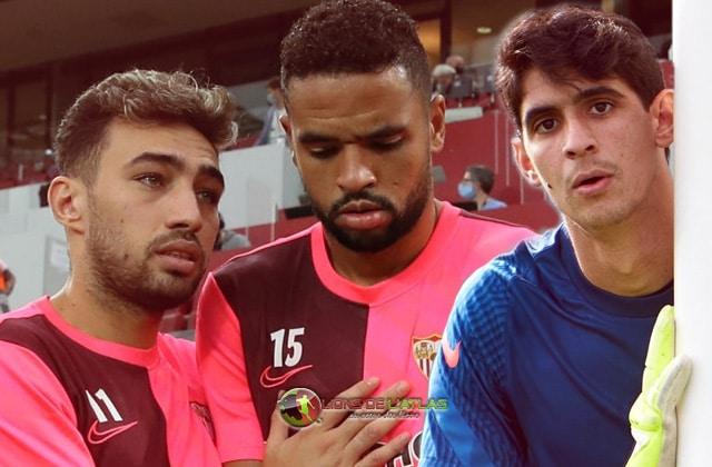 Le trio marocain de Séville