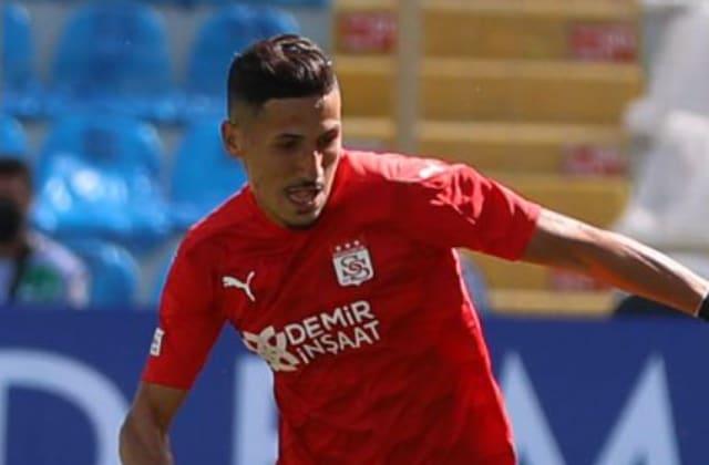 Fayçal Fajr_Sivasspor
