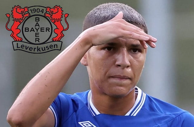 Amine Harit au Bayer Leverkusen