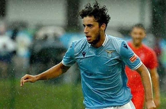 Première apparition de Sofian Kiyine avec la Lazio