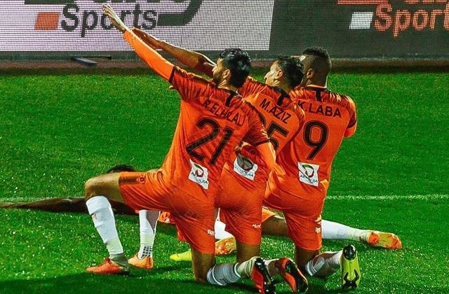 Finale de Coupe de la CAF