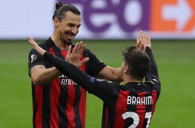 Brahim Diaz impressionné par Ibrahimovic — Milan