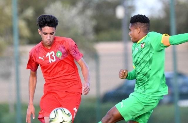 Maroc_togo_U20